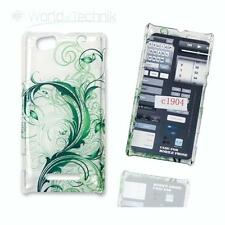 Cover, Hülle, Back Case, Hardcase *NATURE* f. Sony Xperia M C1904 / C1905