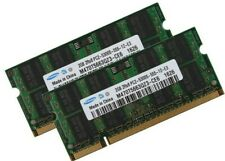 2GB 4GB DDR2 667 MHz Laptop RAM is PC2-5300S SODIMM SAMSUNG Memory