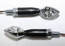 HIGHSIDER LED-Blinker PEN HEAD, Metall, chrom, UNIVERSAL, HIGHSIDER