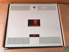 New! AlarmSaf NPL-24080-B04 24V 8A Linear Power Supply / Battery Charger NIB