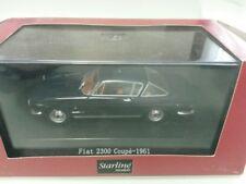 FIAT 2300 COUPE - ANNO 1961 - BLU - SCALA 1/43 - STARLINE