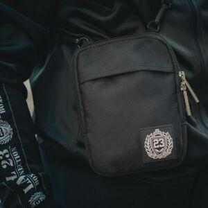 Label 23 Umhängetasche BXCO schwarz Gürteltasche Tasche Company Herren Sport
