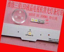 50 Pieces/lot LEDs for samsung 3537 3535 3V 1W 350MA ,cool white light