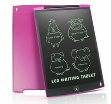 12''LCD Writing Tablet Pad eWriter Board Stylus Digital Kid Doodle Drawing Board