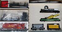 Lionel O Gauge O27 GP-9 Black Diamond Train Set #6-11702U