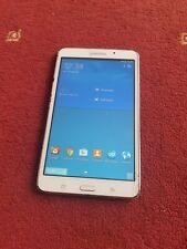 Samsung Galaxy Tab 4 SM-T230 8GB, Wi-Fi, 7in + 2gb SD Card - CRACKED SCREEN (1)