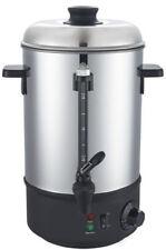 6 L Glühweinkocher Glühweinautomat Wasserkocher Kessel Glühweinkessel Kocher Neu