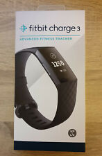 Fitbit Charge 3 Advanced Fitness Tracker - Black