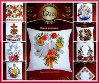 Cross stitch Pillow Towel Napkin Patterns Ukrainian rd