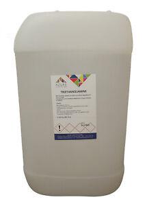 Azure Triethanolamine Chemically Pure Form pH Adjuster - 25L
