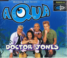 Aqua - Doctor Jones CD ( 7 Track ) Maxi Single 1997