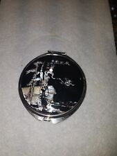 Korean Mother Of Pearl Compact