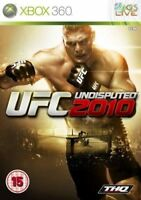 Xbox 360 - UFC Undisputed 2010 **New & Sealed** Official UK Stock