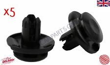 5x Honda Wheel Arch Lining & Trim Clips Quality 8mm hole