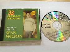 5018510015075 Singalong With Sean Wilson by Sean Wilson (1994) MINT CD - FAST