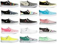 Vans Asher Kids Boys Girls Skate Shoes Sneakers Preschool Grade School NIB
