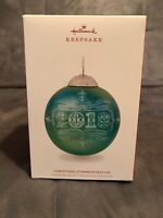 Hallmark 2018 Christmas Commemorative Keepsake Ornament