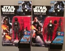 2016 Star Wars Rogue One Imperial Ground Crew Figure & SERGENT United erso ⭐ Comme neuf ⭐