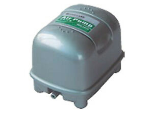 ACO-9820 Membrankompressor HAILEA  Sauersoff Belüfter Pumpe Koi Teich Filter