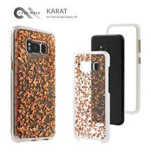 Case-Mate Samsung S8 Impact Dual Layer Protection Karat Rose Gold Case