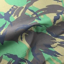 per metre DMP military camouflage colours polycotton fabric 58 inches wide
