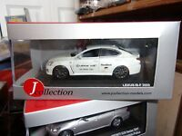 J-COLLECTION 1/43 LEXUS IS-F 2009 NURBURGRING TAXI TIMO GLOCK  NEUF EN BOITE