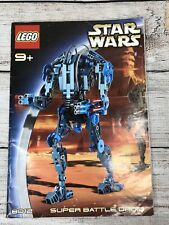 Lego Star Wars 8012 Brick Box Building Set Instruction Manual Only