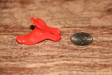 Playmobil horse red top saddle   NEW