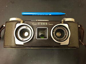 Rare Kodak Stereo Camera And Viewer