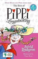 BEST of PIPPI Longstocking (3 libri in 1) Lindgren Astrid 9780192793850