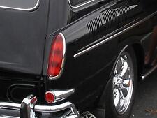 VW TYPE 3 1962-1965 SQUAREBACK ONLY REAR FENDER AIR INTAKE SEALS