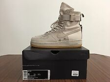 """NEW Nike Air Force One 1 AF1 High Special Field SF """"String"""" - 864024200"""