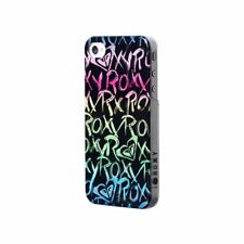 COQUE ROXY IPHONE 5 5S SE JAZZ RAINBOW SILICONE RIGIDE (TPU) + 1 FILM OFFERT