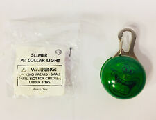 GHOSTBUSTERS Slimer Collar Light Charm Loot Pets Crate EXCLUSIVE Mythical