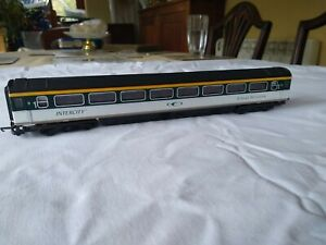 Lima Great Western intercity GWT green/ivory Coach boxed OO (X)  41144