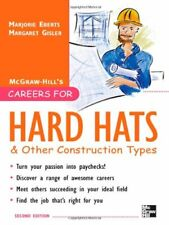 Careers for Hard Hats and Other Construction Types  2nd Ed   Careers