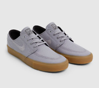 Nike SB Zoom Janoski Pro Canvas Size 8 Men Skateboarding Grey Gum AR7718 002 NEW