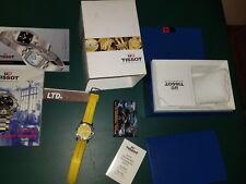Tissot Chronograph Wristwatch PR50 Day datr THQ AMA supercross yellow MIB