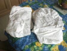 7 draps housse lit bébé 120 x 60