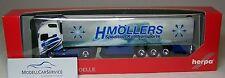 "Herpa 1/87:306317 Volvo FH Gl. XL Semi-remorque frigorifique ""H.Möllers"