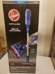Hoover Impulse BH53000 Grab & Go Cordless Stick Vacuum Cleaner