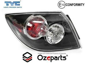 LH LHS Left Tail Light Lamp For Mazda 3 BK Series 2 06~09 5 Dr Hatch Maxx Neo