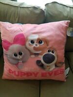 Beautiful The Secret Life Of Pets 2 Plush Pillow NWT Super Soft
