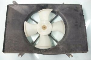 91 - 05 Acura NSX RADIATOR FAN WITH BROKEN SHROUD 19015-PR7-A04