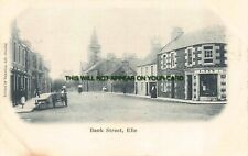 More details for bank street elie village leven fife scotland very early postcard rare