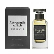 ABERCROMBIE & FITCH AUTHENTIC POUR HOMME 100ML EDT BRAND NEW & SEALED