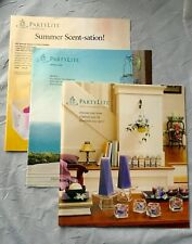 PartyLite Candle 2004 Everyday Catalog, Book, Spring, Summer, Retired Collector