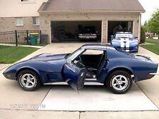 1973 Chevrolet Corvette 350 V8 T-TOP    69,360 MILES
