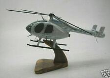 MD-520-N McDonnell MD-520N Helicopter Desktop Wood Model Big New