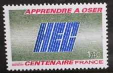 FRANCE 1981 Centenary of Commercial College. Set of 1. Mint Never Hinged. SG2420